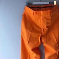 HERMES /  HERMES Orange Slacks