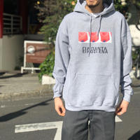 Diaspora skateboards / Twenty One Hooded Sweatshirt  (gray)