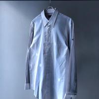 "VERSACE classic V2 "" Stripe L/S  shirt"" (Hi brand hurugi)"
