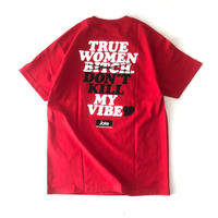 "FRT  ""ANSWER /SS Tee "" (red)"