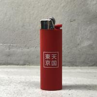 "WACKO MARIA ""天国東京 LIGHTER ""  (red)"