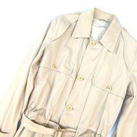 Maison Martin Margiela ⑩ Trench Coat (spice)