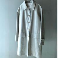 """HERMES (マルジェラ期)"""" Reversible Soutien Collar Coat """"(Hi brand hurugi)"""