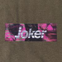 JOKER Tee  006 (olive )