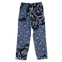 PHINGERIN / NIGHT PANTS GAUZE SPOOKY PAISLEY