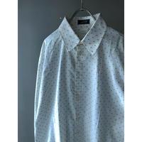 """VERSACE """"L/S dot  shirt"""" #8 (Hi brand hurugi)"""