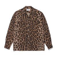 """WACKO MARIA """"Hawaiian Shirt """" (D.brown)"""