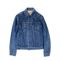 "Levi's ""71506""Denim Jacket  (spice)"