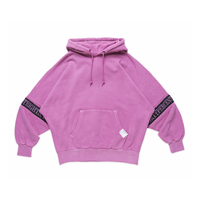 FORTY PERCENT AGAINST RIGHTS / CLUB HOODED (pink)