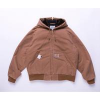 "FORTY PERCENT AGAINST RIGHTS ×  Carhartt WIP  "" FPAR OG Active jacket "" (brown)"