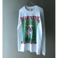 Friends Until We Die L/S T-shirt  (offshore tokyo limited blend)