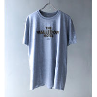 """THE WALLED OFF HOTEL"" Tee (gray) (spice)"