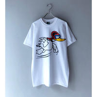 VOYAGE / Duck S/S T-shirt (white)