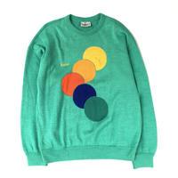 """Ivanhoe """"C/N wool sweater"""" スウェーデン製 (BULBS VINTAGE)"""