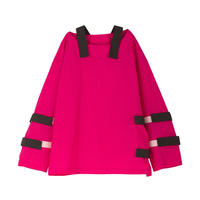 PHINGERIN / PATCHO JUMPER (pink)