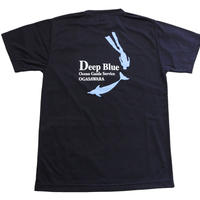 Tシャツ DeepBlue