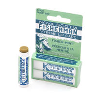 NOVA SCOTIA FISHERMAN|LIP BALM FISHERMINT STICK W-PACK