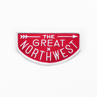Kimberlin Co. / THE GREAT NORTHWEST PATCH