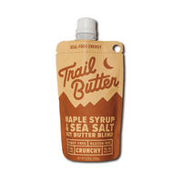 Trail Butter / MAPLE SYRUP & SEA SALT