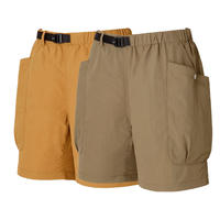MOUNTAIN EQUIPMENT|WOMEN'S BIG POCKET SHORT
