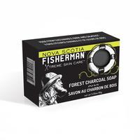 NOVA SCOTIA FISHERMAN|SOAP BAR - FOREST CHARCOAL