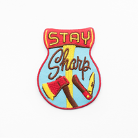 Kimberlin Co. / STAY SHARP PATCH
