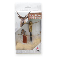 Bush Craft / Stag Bone Fire Steel