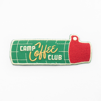 Kimberlin Co. / CAMP COFFEE CLUB PATCH