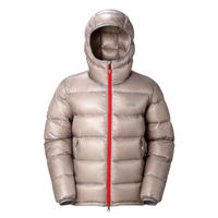 MOUNTAIN EQUIPMENT / CLOUD DUVET / Silver