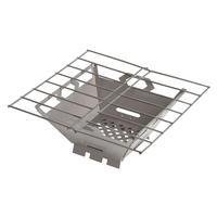 VARGO / TITANIUM FIRE BOX GRILL