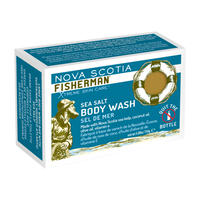 NOVA SCOTIA FISHERMAN|BODY WASH BAR - SEA SALT