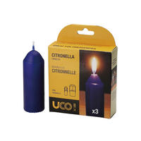 UCO / Candle Lantern CITRONELLA Spare Candle