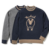 WOOLRICH RECYCLE LINED SWEATER