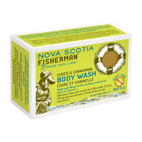 NOVA SCOTIA FISHERMAN / BODY WASH BAR / CIDER & CINNAMON