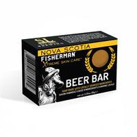 NOVA SCOTIA FISHERMAN|SOAP BAR - BEER & SPEARMINT