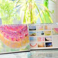 Plumeria Calendar 2020(卓上カレンダー)