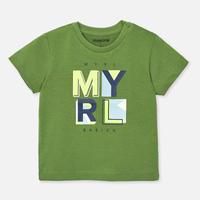 Mayoral(マヨラル)ベビー ベーシックロゴTシャツ/アーミーグリーン