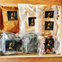 【小江戸黒豚】冷凍・お惣菜Bセット