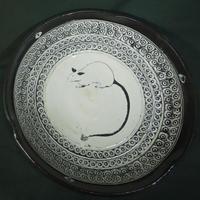 印花文干支鉢《S鉢i1》