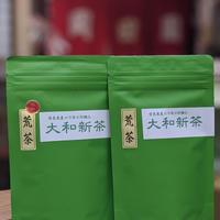 奈良県産 大和新茶 荒茶仕上げ50g入