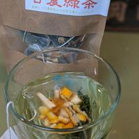 甘夏緑茶 ティーバッグ8p入