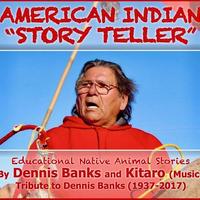 「AMERICAN INDIAN STORY TELLER」