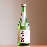 木戸泉 特別純米酒 自然栽培華吹雪 無濾過生原酒 720ml