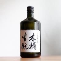 木桶生酛 亀の尾純米 2016BY 720ml