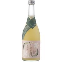 奥丹波 ゆず酒 720ml