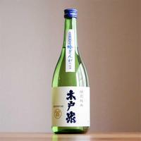 木戸泉 特別純米酒 自然栽培吟ぎんが 無濾過生原酒 720ml