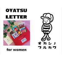 OYATSU LETTER for women
