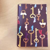 ノート【Key and ribbon】/アラヤ こころ