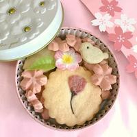 完売🌸販売終了です🌸期間限定 🌸桜のクッキー缶
