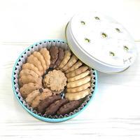 【3月上旬までに発送】「7種類の味が楽しめる「7mixクッキー」25枚入り